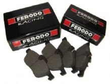 Focus RS MK3 Ferodo Racing DS2500 Rear Brake Pad Set